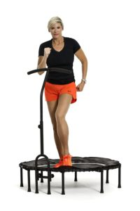 Flexi Sports Fitness Trampolin 1